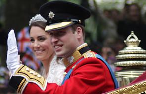 Książę William z żoną - pierwszy raz oficjalnie