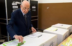 Włochy:  Trwa referendum - duża frekwencja