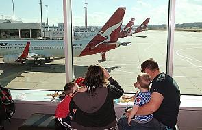 Chaos na lotniskach w Australii i Nowej Zelandii