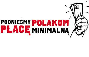 Solidarność: Podnieść Polakom płacę minimalną