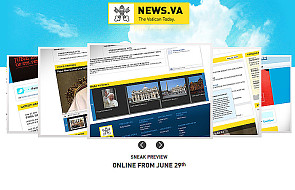 Nowy watykański portal multimedialny