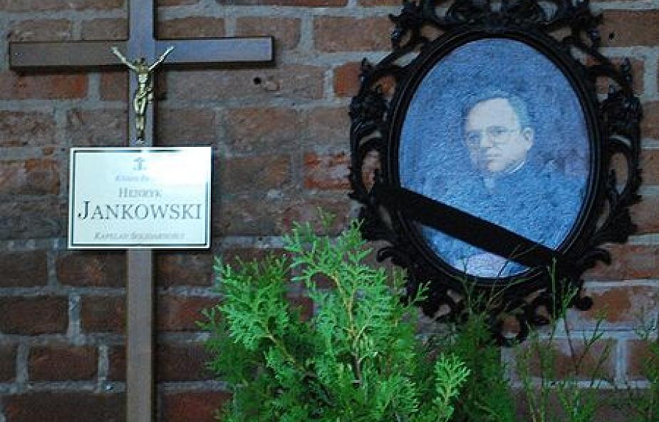 Rocznica śmierci ks. Henryka Jankowskiego