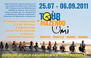 """Bez zahamowań! """"Tour de Mazenod"""""""