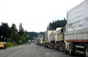 Polsko-rosyjskie starcie transportowe