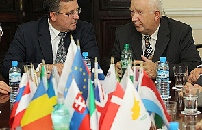 Prezydent odwiedził misję obserwacyjną UE