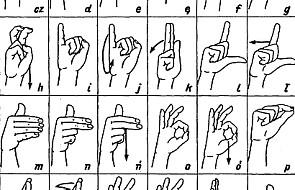 Język migowy w urzędach od przyszłego roku?