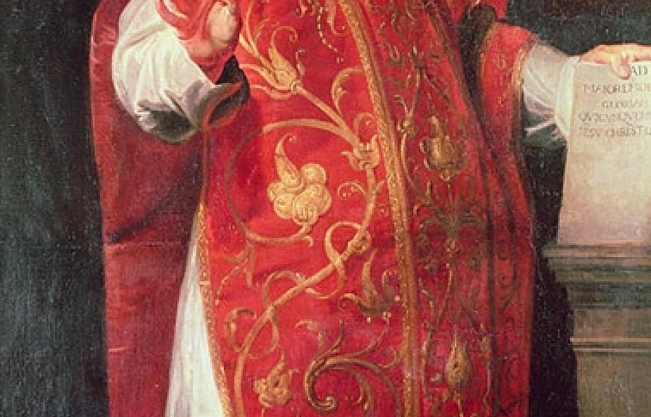 Św. Ignacy Loyola - Hiszpan z wesołymi oczami