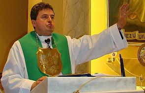 Bolesna lekcja kapłańskiej posługi