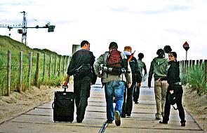 Bezpieczny wyjazd do pracy za granicę