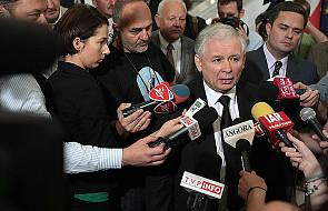 O informacji Tuska: zawód, ale nie zaskoczenie