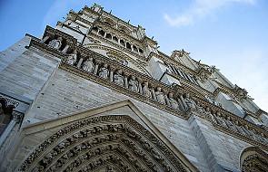Francja: 13,6 mln gości w katedrze Notre-Dame