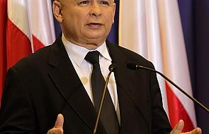 Jarosław Kaczyński: Pozew PO mnie rozbawił