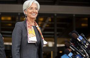 Nowa szefowa MFW ostrzega przed recesją