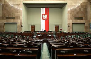 Sejm rozpoczął trzydniowe posiedzenie