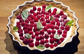 Tarta z malinami - kuszący deser dla smakoszy