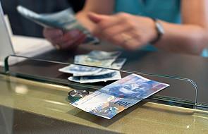 Drogi frank - bank centralny Szwajcarii reaguje