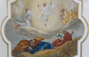 Przemienienie Pańskie - źródło radości i pokoju