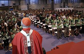 Inauguracja służby wolontariuszy ŚDM