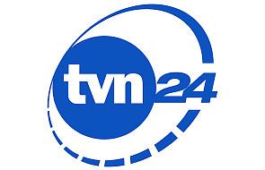Kanał informacyjny TVN24 ma 10 lat