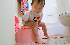 Trening czystości w wieku 18 miesięcy