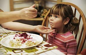Rodzinne posiłki oduczają dzieci kapryszenia