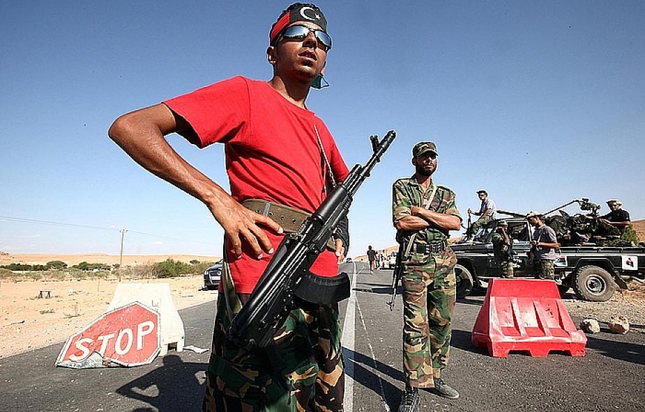 Libia: Powstańcy zdobyli Bani Walid i Syrtę