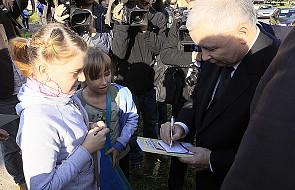Kaczyński do premiera ws. nauczania historii