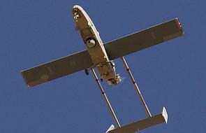 Rozbił się amerykański samolot bezzałogowy