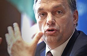 Węgry: Premier Orban krytykuje bankierów