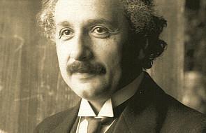 List Alberta Einsteina dotarł do Warszawy