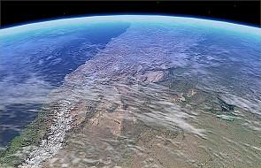 Satelita pędzi w kierunku Ziemi, gdzie spadnie?