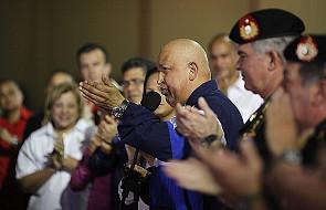 """Chavez wrócił z Kuby jak """"nowo narodzony"""""""