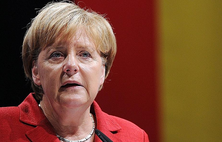 Merkel: Wspólnie uformujmy unię stabilności