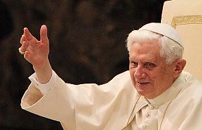 Benedykt XVI dziękuje Polakom za wsparcie