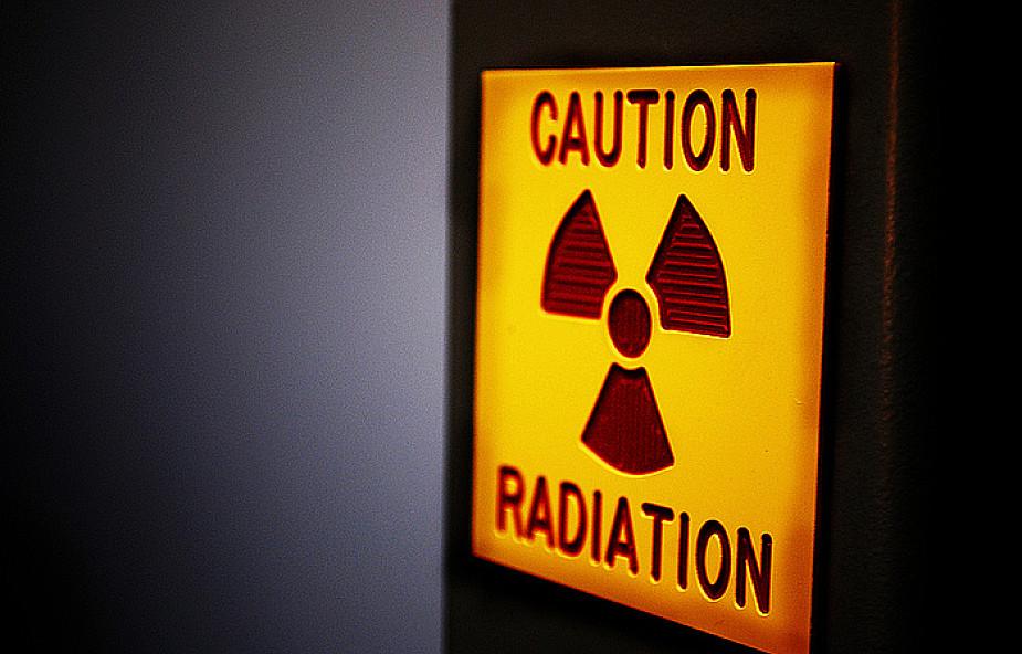Podwyższony poziom promieniowania w Pradze