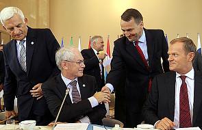 Przyszłość całej Europy tematem szczytu PW