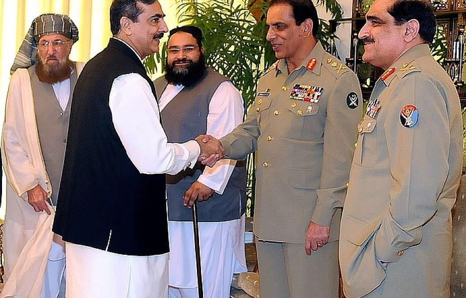 Premier Pakistanu: Nie poddamy się presji USA