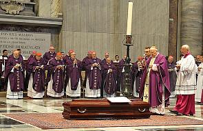 Watykański pogrzeb kardynała Deskura