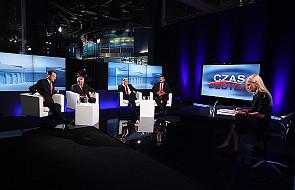 Polityka zagraniczna tematem debaty w TVN24