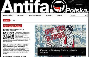 Prokuratura i GIODO zajmują się listą Antify