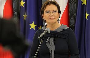 Ewa Kopacz - rozłożyła służbę zdrowia i odeszła