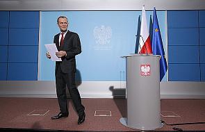 Tusk: ustawa refundacyjna już przynosi efekty