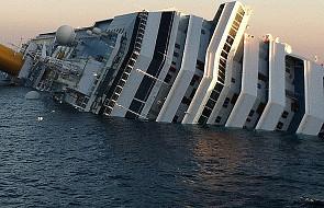 Włochy: 6 ofiar awarii Costa Concordia