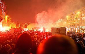 Poznań: demonstracje przeciw ACTA