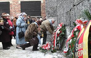 67. rocznica wyzwolenia więźniów Auschwitz