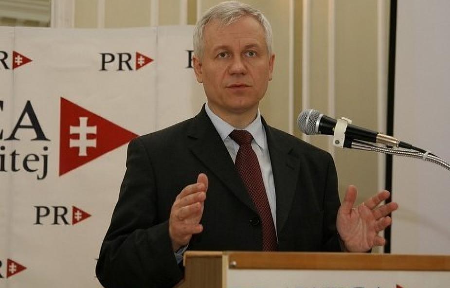 Jurek: to szczególne zagrożenie dla Polski