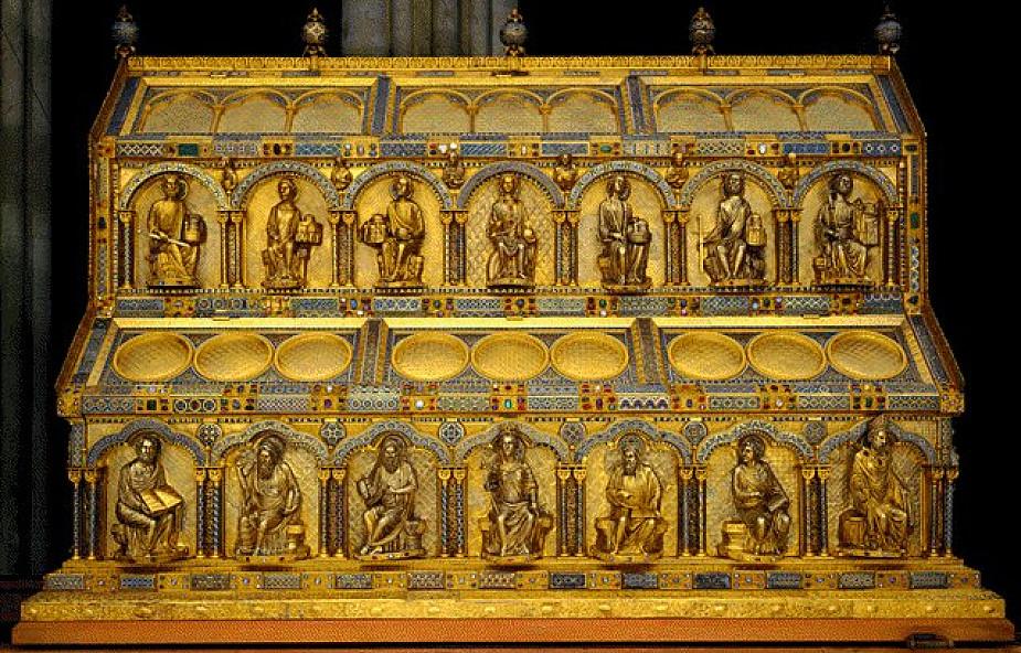 To najcenniejszy relikwiarz Trzech Króli