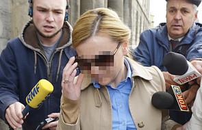 Osiem zarzutów dla żony szefa Amber Gold