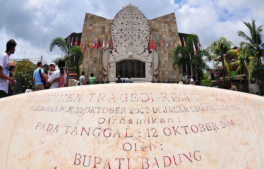 Groźba terrorystycznych zamachów na Bali