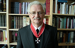 """O. Wacław Oszajca został """"Ambasadorem SM"""""""
